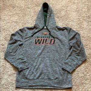 Men's Minnesota Wild Hoodie